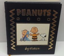 Peanuts 2000 by Charles Schulz First Edition Collectible Book, Ballantine Books