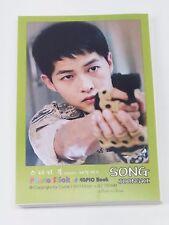Song Joong Ki JoongKi Photo Sticker Set Book ( 48 Pcs) Korean Drama Stickers