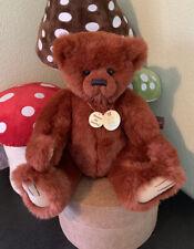 Charlie Bears Extremely Rare Growler Sammi-Jo 2007 Tags  Ship Worldwide .