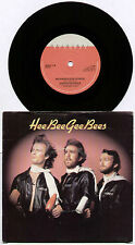 "[BEE GEES] Hee Bee Gee API ~ canzoni senza senso ~ 1980 UK 7"" SINGLE + P/S"