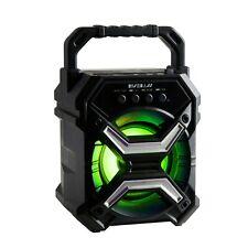 🔥Portable Mini Speaker, Bluetooth USB/TF/FM Radio Loud, Flashing Party Lights🔥