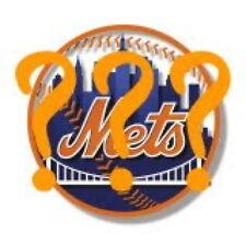 NEW YORK METS Mystery Alphabetical Team Set/Lot (26 Cards) - NM/MT