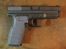 Sand Paper Pistol Grips for the Springfield Armory XD .45 ACP Standard Grip
