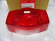 HONDA CB 750 Four k2 VETRO FANALE RETROVISORE Lens, Tail light (used in USA) F - 39