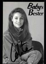 Lolita Morena Autogrammkarte Original Signiert ## BC 26889