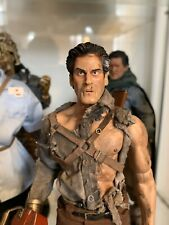 1/6 Ash Custom Sideshow The Evil Dead Army of Darkness 12 inch Evil Ash Set