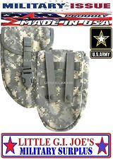 NEW Military E-Tool Carrier Shovel Cover MOLLE II ACU Entrenching Tool Cover