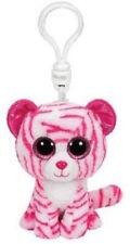 Ty Beanie Boo Boos 36638 Asia The Tiger Key Clip 9cm