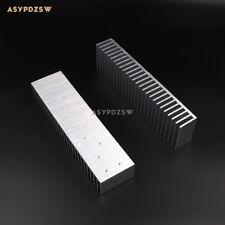 200*50*30 Full aluminum heat sink Suitable for L6 L12-2 MX50 Power amplifier