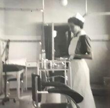c1950 B/W Photograph. British Nurse. St. Nicholas Hospital, Plumstead, SE18