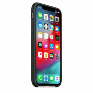 100% APPLE ORIGINAL OFFICIAL Genuine Silicone Case  iPhone X Protective Case New