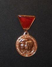 Alte DDR Medaille Für Verdienste in der Volkskontrolle 249a1973