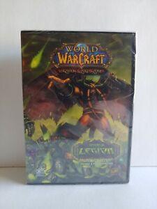 World of Warcraft TCG March of the Legion STARTER DECK NIB New Upper Deck 2006