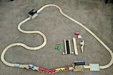 55+ Piece Wooden Train Track Lot Railway Set Mixed Thomas The Train Brio Ikea