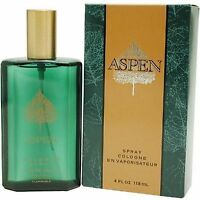 ASPEN for Men by Coty Cologne 4.0 oz New in Box