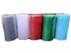 Deco mesh rolls / Florist wrap / UK / Various Colours