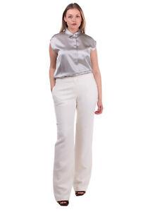 RRP €740 ALEXANDER McQUEEN Wool & Silk Tailored Trousers Size 48 / XL-XXL