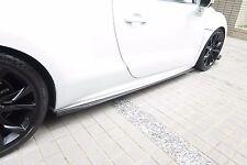 ReXpeed Carbon Fibre Side Skirt Extensions for Peugeot RCZ                (RCZ2)