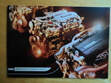 Daf trucks orig uk 2014 marketing sales brochure sur l'euro 6 moteur gamme