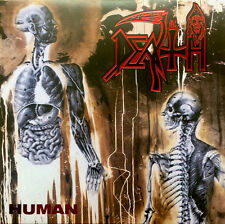 DEATH - Human LP - New Reissue - Black Vinyl - Death Metal Classic