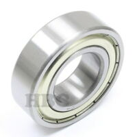 6205RS Deep Groove Double Rubber Sealed Motor Bearing ED