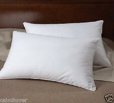 100% Pure Hungarian Goose Down Hotel Quality Single Pillow