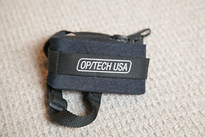 OP/TECH USA Loop Strap for Camera - Black