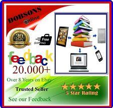 Kids & Junior Classic eBooks for Kindle, Sony Readers, iPad etc.600+  DVD