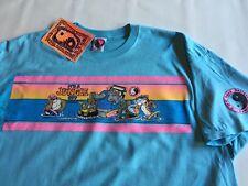 80's T&C Surf Designs T-shirt Men's  X Large Sky blue