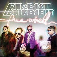 Far East Movement Free wired (2010) [CD]