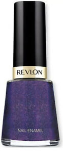Revlon Nail Polish # 522 Magnetic   (Purple Glitter)