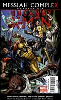 Uncanny X-Men, The 493-2 Marvel 2008 VF/NM