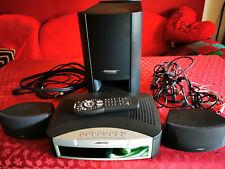 BOSE PS 3-2-1 Powered Speaker System Komplett