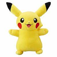Pokemon Center Original Plush Toy Life Pikachu Smile