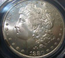 1880-S Morgan Dollar PCGS MS65 OGH