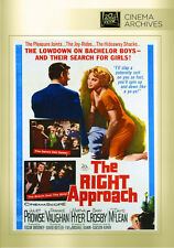 Right Approach DVD 1961 Frankie Vaughan, Martha Hyer, Juliet Prowse Jane Withers