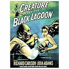 Creature from the Black Lagoon (DVD, 2000, Subtitled French) RARE 1954 BRAND NEW