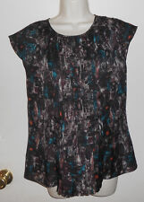 NEW Women Talbots Cocktail Work Casual Top Blouse Size 4 NWT $89.50