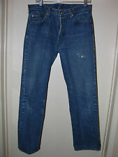 501 LEVI'S Vintage Early 1980's-35/33-MAD FABULOUS JEANS- ONE ORIGINAL OWNER:Me!