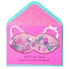 Papyrus Mother's Day card -Mom's Spa Mask- Designed forTotal Peace & Relaxation