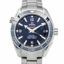 Omega Seamaster Planet Ocean 600m Blue Dial 42mm Mens Watch 232.90.42.21.03.001