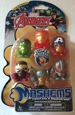 Marvel Avengers  Mash'Ems Super Squishy 6-Pack Set NWT