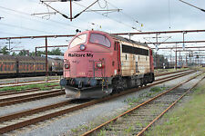 Railcare NoHAB My 1122 Germania 2011