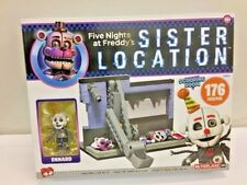 FIVE NIGHTS AT FREDDYS SCOOPING ROOM CONSTRUCTION SET W/ ENNARD FIGURE Lego FNAF