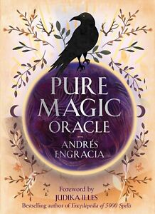 Pure Magic Oracle Cards by Andres Engracia 9781925924664