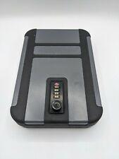 Snapsafe Treklite Lock Box with Conbination Lock, XL 75241 TSA- No Cable-Read