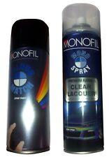 HONDA PIANO BLACK NH591L Paint Spray Cans Aerosol + Lacquer