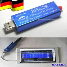 RTL2832U+R820T2 0.1MHz-1.7GHz TCXO ADSB HF FM Walkie RTL.SDR USB Tuner Receiver