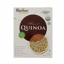 Earthen Delight Organic Quinoa Pouch, 500 g