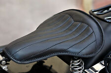 leather seat chopper bobber sportster dyna softail italian quality&style